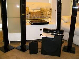 Samsung HT-D5550W  sound system Rowville Knox Area Preview