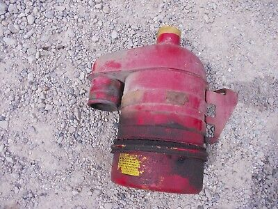 Farmall Ih 560 Gas Tractor Oil Bath Precleaner Assembly