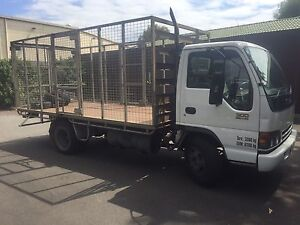 1998 ISUZU NPR300 tray top with fittings Oakhurst Blacktown Area Preview