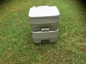 Portable Camping Toilet - Has to go.