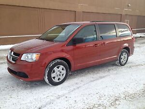 2012 Dodge Grand Caravan Se/Stow n Go