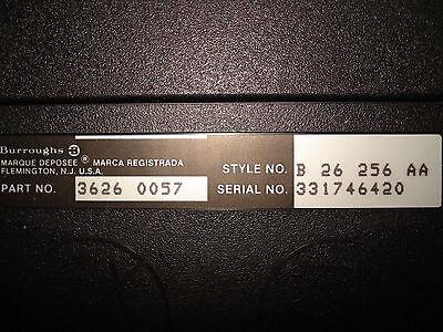 Vintage Burroughs Unisys B26 Workstation 256Kb Add On Memory Module