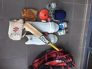 Cricket set for adults Harris Park Parramatta Area Preview