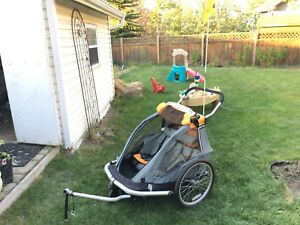 MEC chariot child bike trailer and stroller
