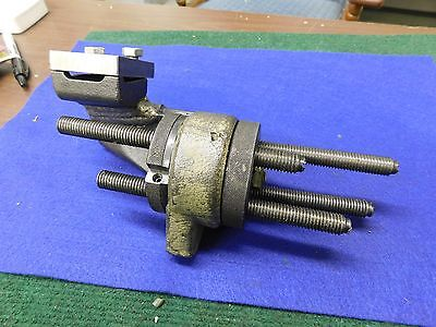 4 Position Engine Lathe Turret Adjustable Stop
