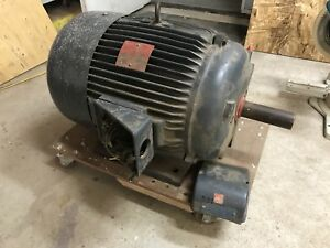 15hp Electric Motor Rotary Phase