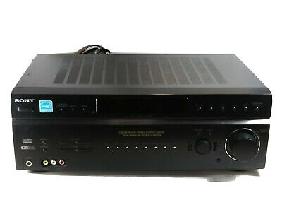 SONY STR-DE697 DIGITAL A/V RECEIVER