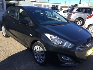 HYUNDAI i30 GD ACTIVE AUTOMATIC 5 DOOR HATCHBACK Fairy Meadow Wollongong Area Preview