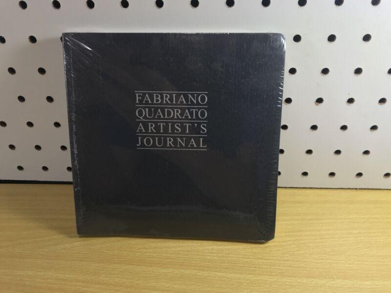 Fabriano Quadrato Artists Journal 6x6 Inch by Fabriano
