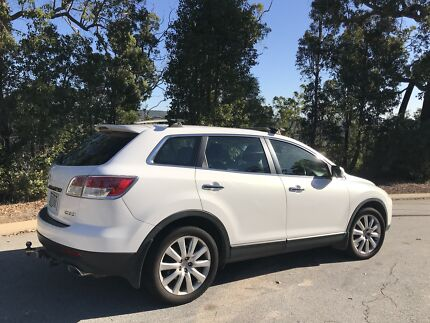 2007 MAZDA CX-9 (7 SEATER LUXURY) Roleystone Armadale Area Preview