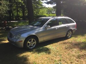 2003 Mercedes Benz C320 station wagon