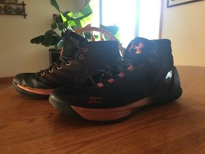 Basketball shoes Curry 3