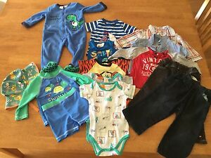 Baby boys clothing size 0 Dawesville Mandurah Area Preview