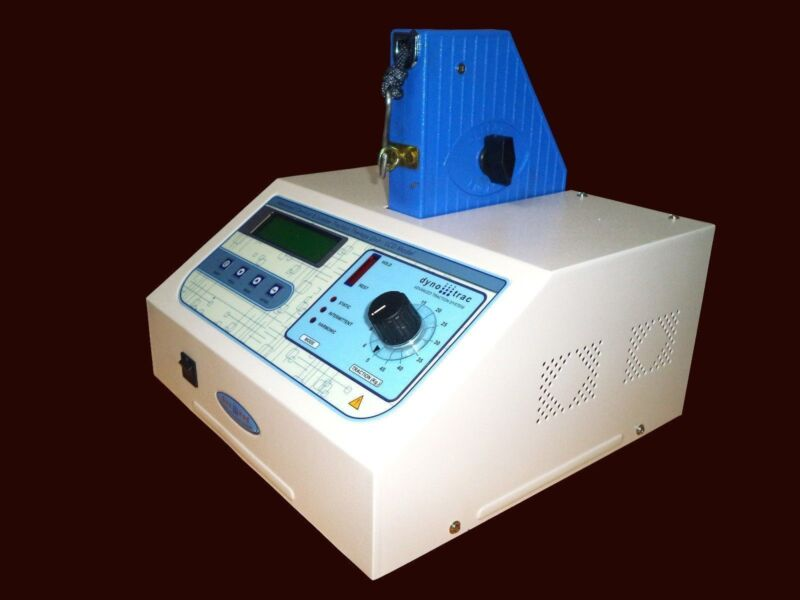 Cervical & Lumbar Traction Therapy Machine Dynotrac Traction Machine ddef