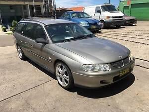 2001 Holden Commodore Wagon VX AUTO - CHEAP Lakemba Canterbury Area Preview