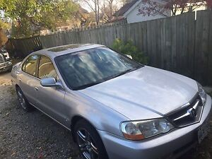 2002 Acura TL type S as is