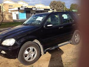 2004 Mercedes-Benz ML Wagon Midland Swan Area Preview