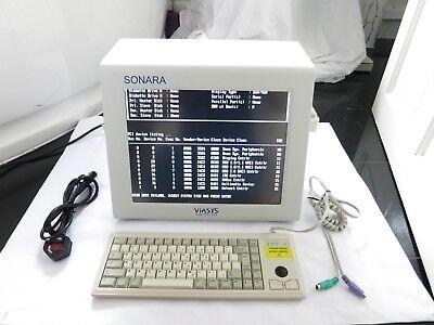 Viasys Healthcare Sonara Transcranial Doppler Tcd Cardiac Ultrasound Monitor Uk