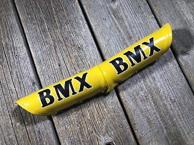 OLD SCHOOL BMX PADSET FRAME PAD HANDLEBAR PAD STEM PAD MX GT HARO HUTCH DK NOS