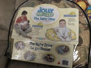 Jolly Jumper - Nursing and Baby Sit Up Pillow
