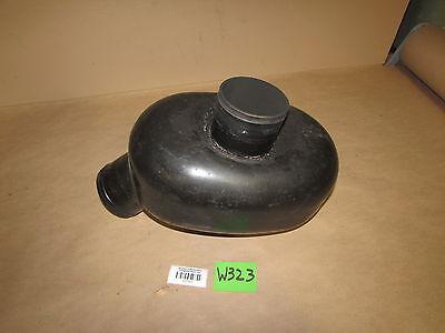 Yamaha 2000 XL800 Exhaust Resonator Muffler Water Box Pipe Chamber XLT800 01