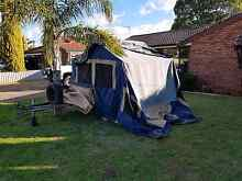 Oztrail camper 7 and 6x4 trailer Usher Bunbury Area Preview