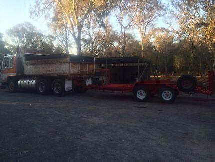 Rodgers plant trailer ( ex council)