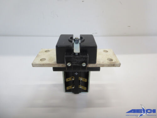 CURTIS ALBRIGHT SW500A-46 AUXILIARY CONTACTOR