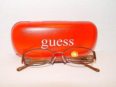 f1197e9dbb New Guess Eyeglasses GU9070 BRN Brown Full Rim Optical Frame 48mm 15mm 135mm