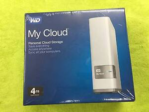 New Sealed WD My Cloud 4TB Campsie Canterbury Area Preview