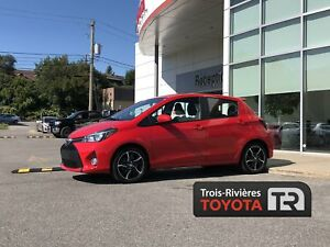 TOYOTA YARIS 2016 - HAYON - SE - AUTO - A/C -MAGS - CRUISE