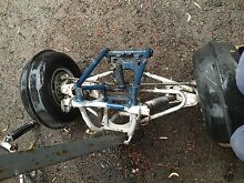 Yamaha banshee front cut Kenwick Gosnells Area Preview