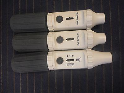 Brinkmann Brand Manual Pipette Filler Pump Vacuum Lot Of 3