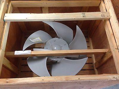Industrial Commercial Heavy Duty Exhaust Fan 34 W 1.5hp Teco Max-e1 Motor