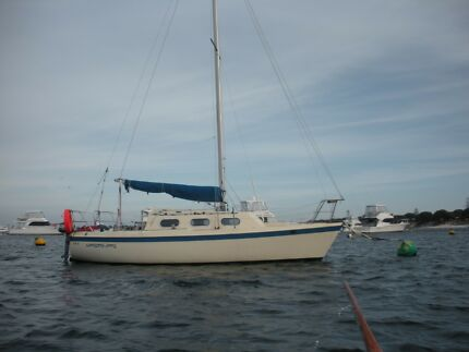 sailing boat/yacht Claremont Nedlands Area Preview