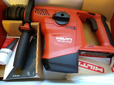 Hilti Te 30-a36 Cordless Combihammer New In Box Tool Only Free Shipping