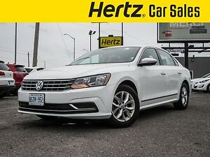 2016 Volkswagen Passat Trendline Plus, Air. Auto, Power Grp