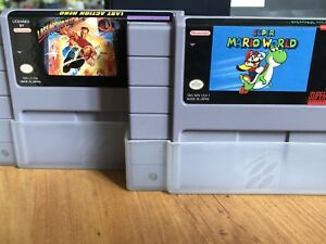 Super Mario World Super Nintendo