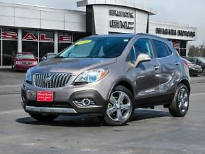 2014 Buick Encore CX..ONE OWNER..ONLY 55,000 KLMS