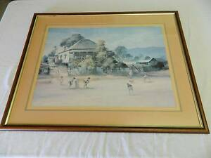 FRAMED DARCY DOYLE PRINT Kallangur Pine Rivers Area Preview