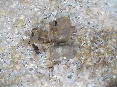 International Cub 154 Low Boy Tractor Orign Ih Ihc Carburetor Assembly 405004r91