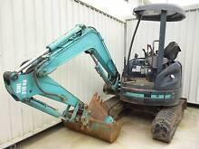 Kobelco SK30SR-3 Mini Excavator North Rocks The Hills District Preview