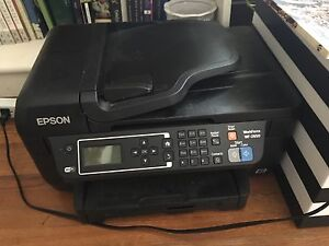 Epson WorkForce All-In-One Colour Wireless WF-2650 Printer