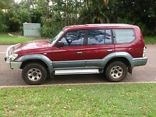 1998 Toyota LandCruiser SUV Fannie Bay Darwin City Preview