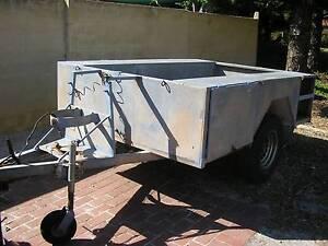 Custom built offroad camper trailer Hillarys Joondalup Area Preview