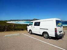 Flat on wheels ,self build 1996 Mitsubishi campervan, Perth Bedfordale Armadale Area Preview