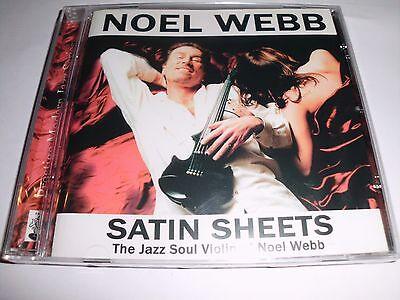 Noel Webb - Satin Sheets:Jazz Soul Violin  CD  OVP