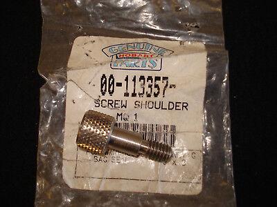 Hobart Mixer Grinder Hopper Cover 4352 4346 Hinge Shoulder Screw. 00-113357
