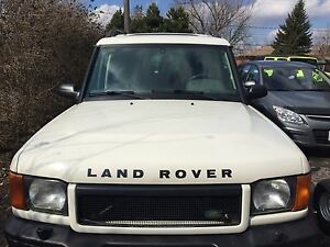 Land Rover discovery 2 kalahari edition