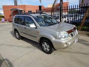 NISSAN X-TRAIL T30 4CYL,2003,4X4 IN AUTO,AIR,STEER,AIRBAGS,WINDOWS,REG Beverley Charles Sturt Area Preview
